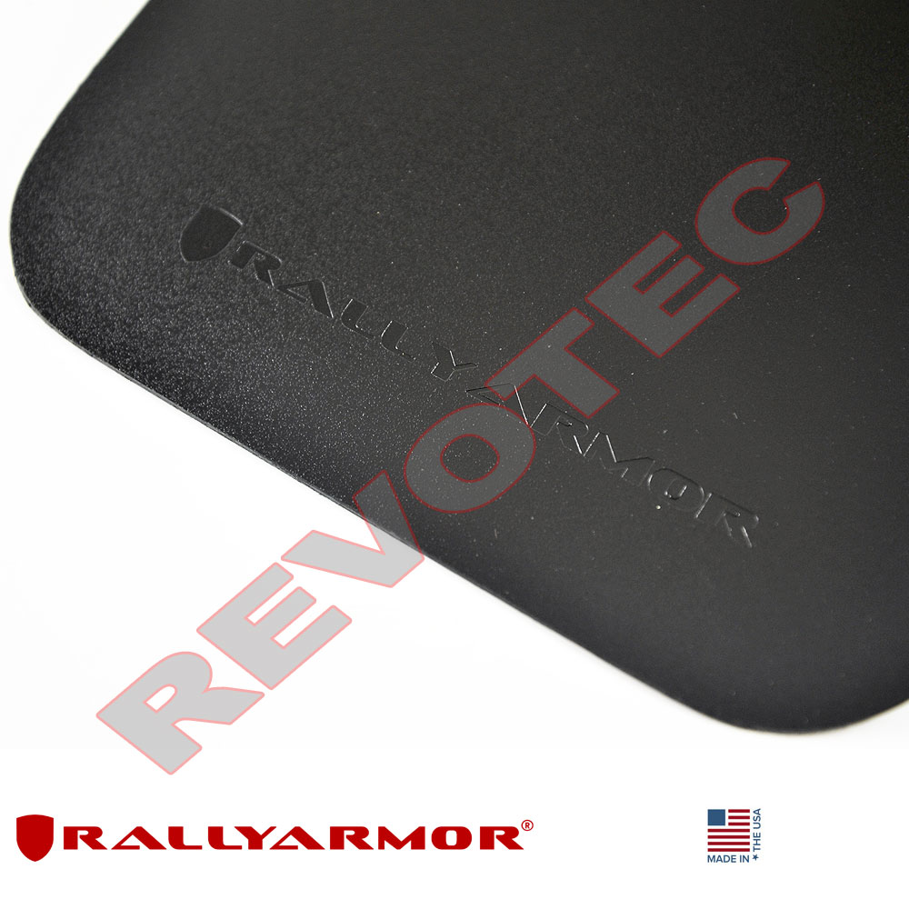 Rally Armor Basic Mud Flaps For 07-12 Mitsubishi Lancer ...