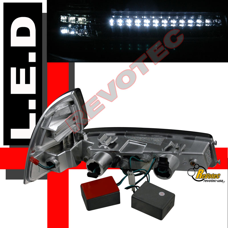 Bddu Led Sm on 2003 Dodge Dakota Chrome Bumper