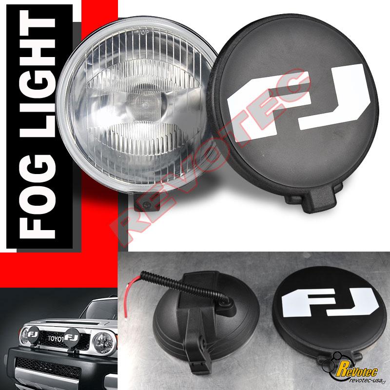 07 08 09 Toyota Fj Cruiser Auxiliary Driving Fog Light