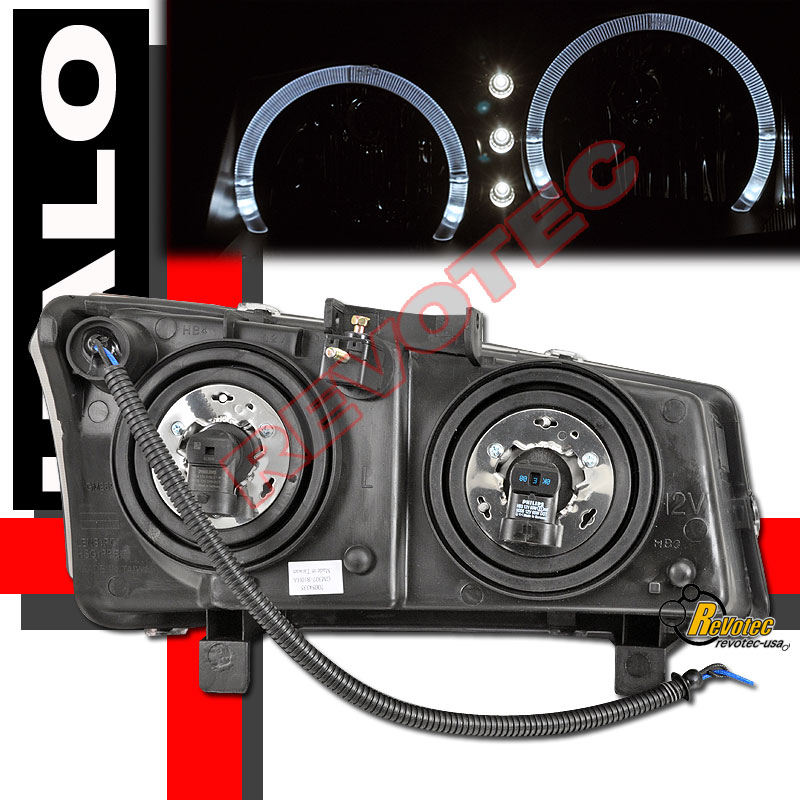2003-2006 Chevy Silverado SS LT Z71 Halo Headlights LED
