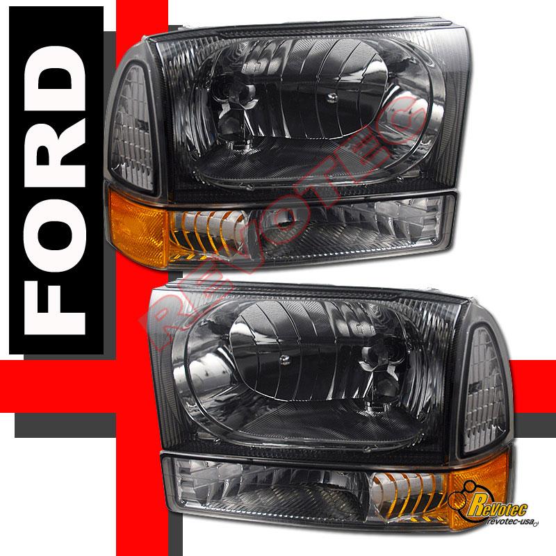 2004 ford f250 headlight
