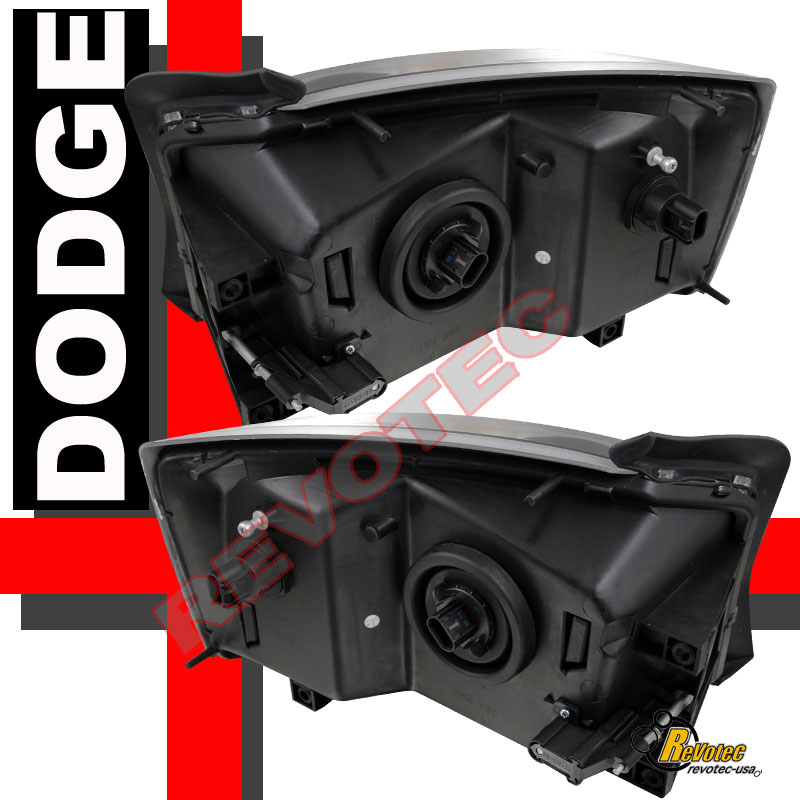 2005 2006 2007 Dodge Dakota St Slt Laramie Black Housing
