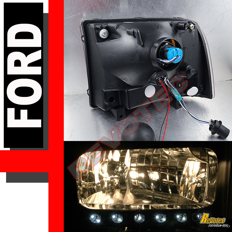 99 00 01 02 03 04 Ford F250 F350 Super Duty Excursion LED