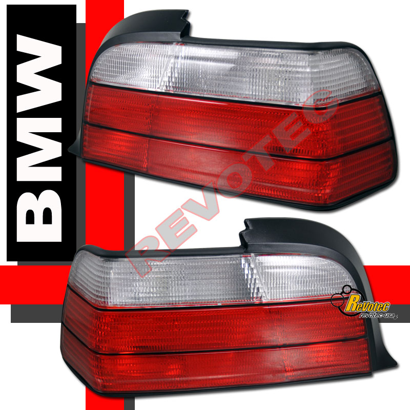 Bmw Z3 Tail Lights: 92-98 BMW 3-Series E36 2Dr Coupe Convertible Tail Lights 1