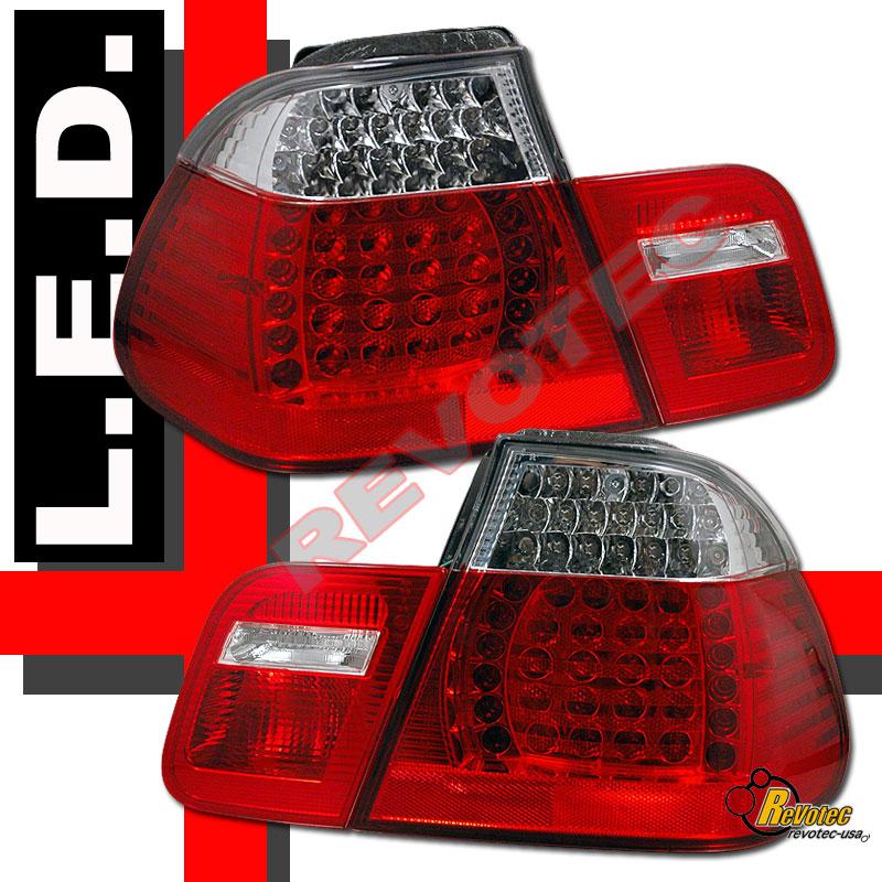 1999 2000 2001 BMW E46 330i 328i 325i 323i 4Dr Sedan LED