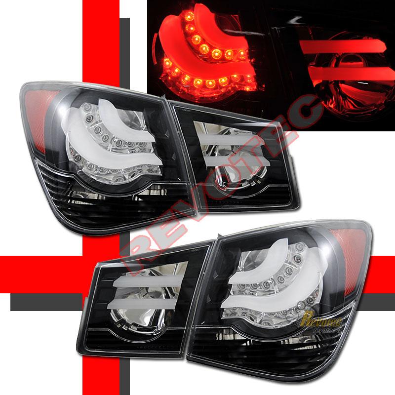2011-2014 chevy cruze lt ls ltz eco black led tail & trunk ... 2014 chevy cruze radio wire diagram 2014 cruze trunk light diagram #4