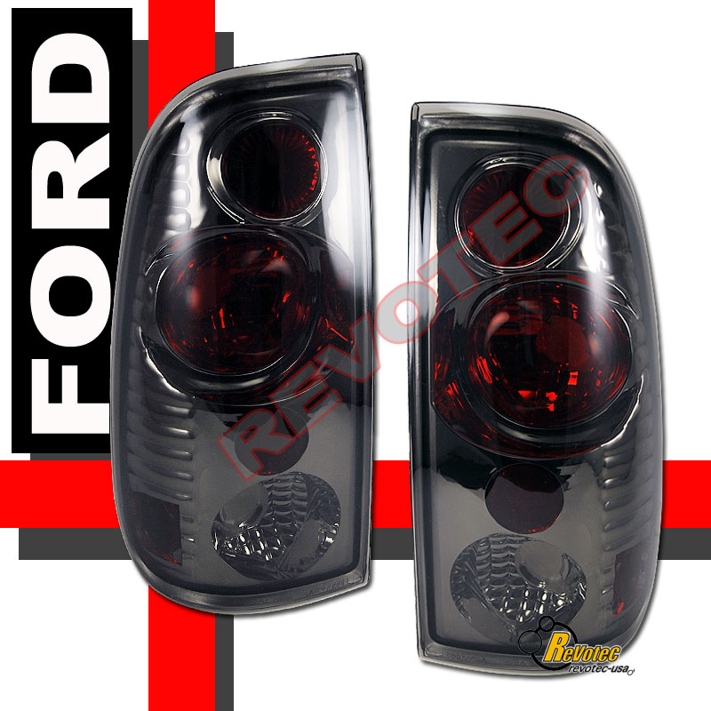 99 04 ford f250 f350 super duty pickup headlights corner. Black Bedroom Furniture Sets. Home Design Ideas