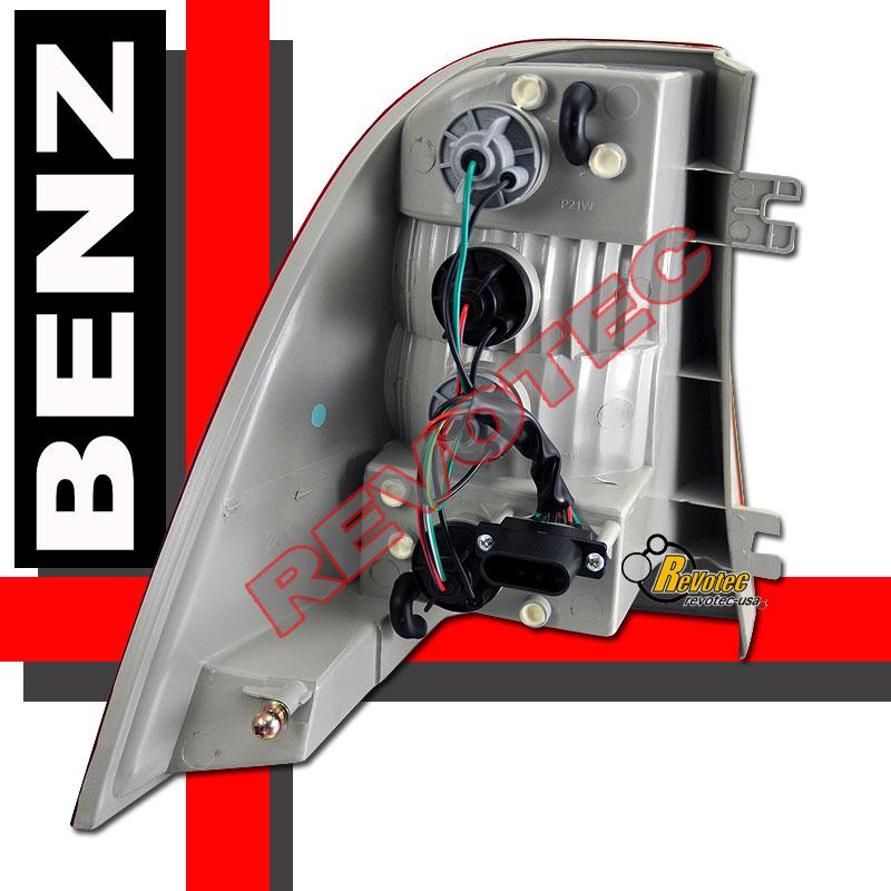 1998-2001 Mercedes W163 ML320 ML430 Projector Headlights