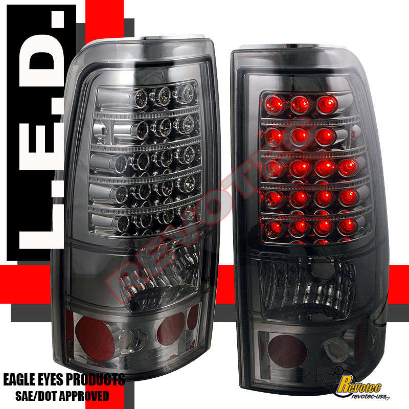 2006 Acura Tl Tail Lights For Sale: 2003-2006 Chevy Silverado 1500 2500 HD Pickup Smoke LED