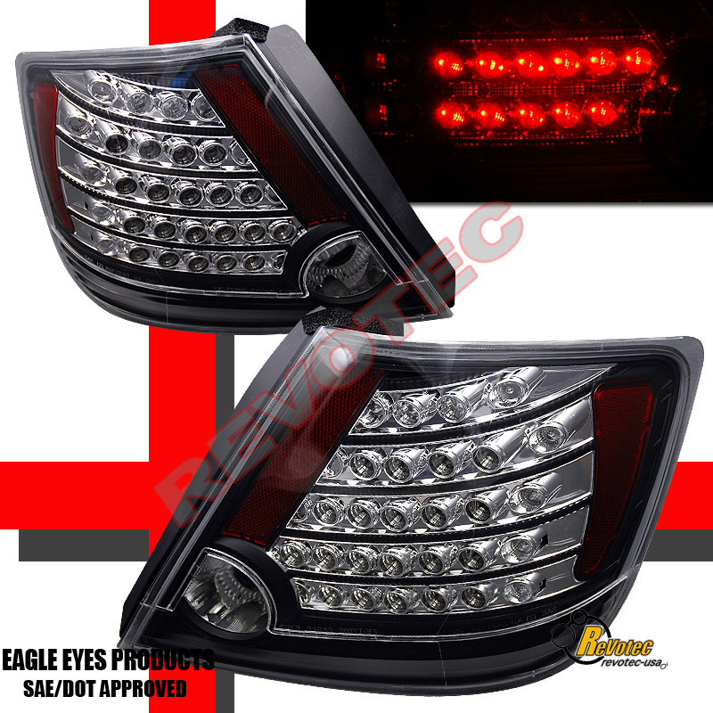 05 06 07 scion tc ccfl halo led projector headlights led tail lights. Black Bedroom Furniture Sets. Home Design Ideas